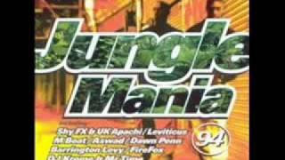 Shy FX   Gunsmoke   Gangster II Jungle Mania 94