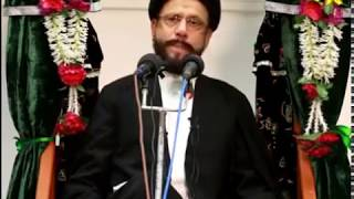 [Majlis] 8th Muharram 1439/2017 - Maulana Zaki Baqri