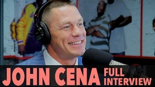 John Cena on WWE Wrestling Injury, FOX Show