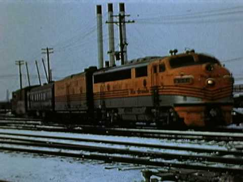 Last Streamliners Through The Rockies Preview