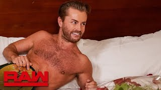 R-Truth invades Drake Maverick's hotel room: Raw, July 15, 2019