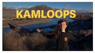 Thompson Rivers University Campus Tour - Kamloops (Part 7 of 7)