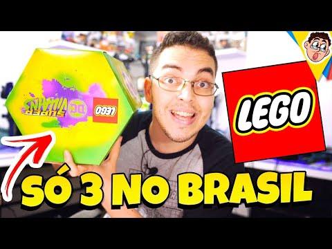 Xxx Mp4 LEGO DC Super Villains Edição Especial SÓ TEM 3 NO BRASIL Uma É Do Authentic Games Unboxing 3gp Sex