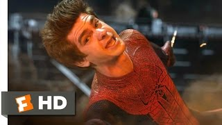 The Amazing Spider-Man - Saved by Spider-Man Scene (5/10) | Movieclips