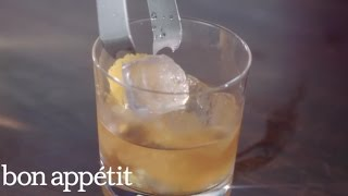 How to Make a Patron Añejo Old Fashioned | Sponsored by Patrón Tequila