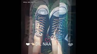 Ishq Di Lat ll 💕Love whatsapp status💞 ll lyrics song 👌