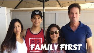 FAMILY FIRST (ft. my brother Wil Dasovich)