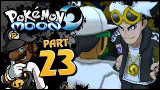 Pokemon Sun and Moon - Part 23  