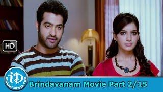 Brindavanam Movie Part 2/15 - Jr NTR, Samantha, Kajal Agarwal