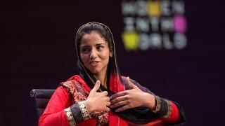 Meet Afghanistan's youngest female rapper, Sonita Alizadeh