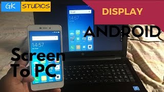 Best Mirror App for Android to PC 2017