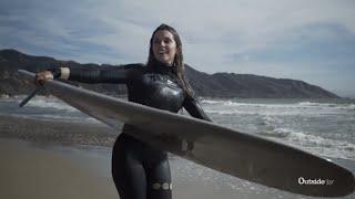 Surfing Big Boards in Ventura | Facing Waves