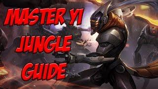 LoL Best master yi jungle Build S6.7