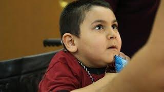 حلقة كاملة/عائله ترمي ابنها الوحيد لانه معاق للأسف ضاعت الانسانية وعمره 7 سنوات #علي_عذاب_من_الواقع
