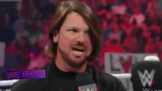 WWE RAW 30 MAY 2016 HIGHLIGHTS
