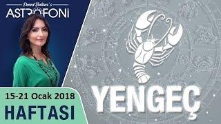 Yengeç Burcu, haftalık burç ve astroloji yorumu, 15-21 Ocak 2018. Astrolog Demet Baltacı