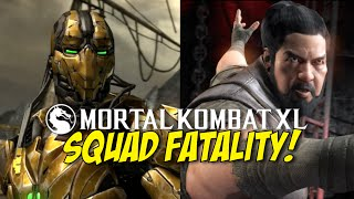 TRIBORG B#TCH ASS AND BO' RAI CHO BIG ASS! [MKXL] [GAMEPLAY!]