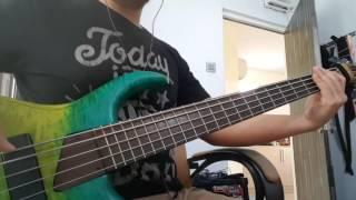 Tinggi namaMu dipuji - bass cover MTD 535-21 Rodman