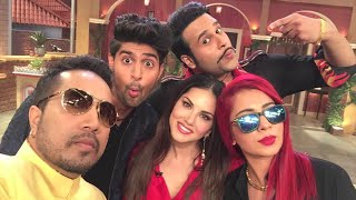 Sunny Leone In Comedy Nights Live 1st May 2016