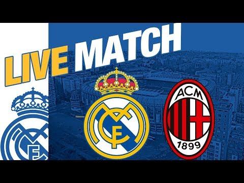 Xxx Mp4 Real Madrid Vs AC Milan 3 1 FULL MATCH 3gp Sex