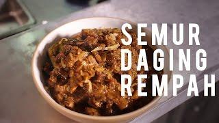 Resep Semur Daging Rempah