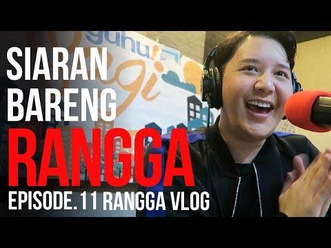 Siaran Pagi-pagi Direcokin Rafael 😭 | Rangga Moela Vlog #Eps 11