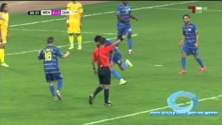 أهداف مباراة الميناء 3 - 2 دهوك الدوري العراقي