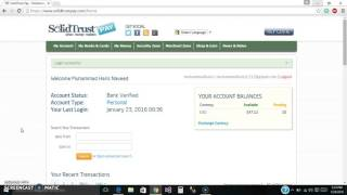 How to upload documents to verify solid trust pay