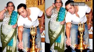 Salma Khan reveals that Salman Khan is her naughtiest son!