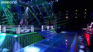 Bill Downs Vs Max Milner: 'Beggin'' - The Voice UK - Battles 1 - BBC One