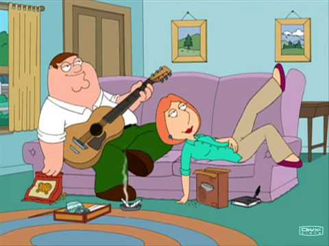 Peter Griffin on Drugs