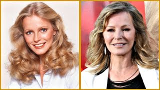 Charlie's Angels (1976-1981) Then and Now 2019