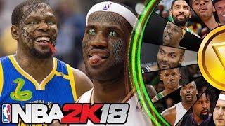 Wheel of NBA Snakes