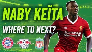 Naby Keïta transfer: Signing for Liverpool, Bayern or staying at Leipzig?