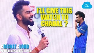 Virat Kohli Answering FUNNY, FITNESS & PERSONAL QUESTIONS !!
