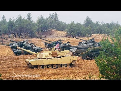 Xxx Mp4 U S Military Build Up On Russia Border Days After Putin S Mock Invasion Drills Revealed 3gp Sex