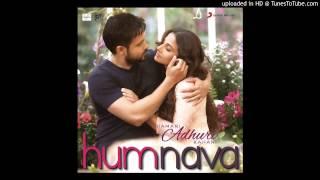 Humnawa- hamari adhuri kahani,guitar cover,instrumental ,chrods,- Shubhank Agrey