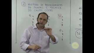 Método de preenchimento de prova e técnica do chute certo