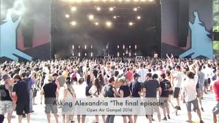 Asking Alexandria-The Final Episode |Live| 2016