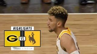 Grambling vs. Wyoming Basketball Highlights (2018-19) | Stadium