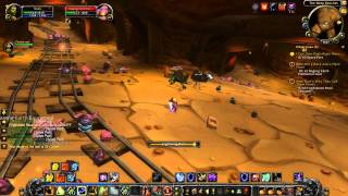 Warcraft - Stonetalon Mountains Part 3: Large Daddy action and shooting down gnomes