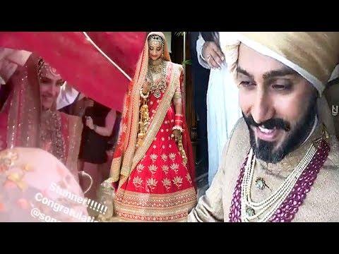 Xxx Mp4 LIVE Inside Video Of Sonam Kapoor S WEDDING Ceremony 3gp Sex