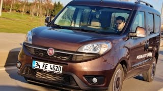 Test - Fiat Doblo 1.6 Multijet (2015)