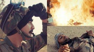 """نسر الصعيد - مشهد إستشهاد منصور القناوي 😢😭 ... """" إثبت محلك يا عسكري """" #منصور_القناوي"""