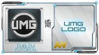 AW UMG Logo Emblem Tutorial : Advanced Warfare