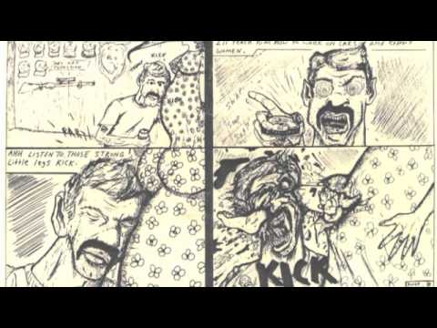 Kurt Cobain's art: Drawings
