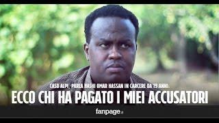 """Caso Alpi, il somalo in carcere da 19 anni che si dichiara innocente: """"Hanno pagato i miei accusator"""
