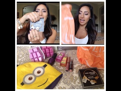 1,000 Subscriber Giveaway | Alex & Ani, NYX, OPI, Wet n Wild, Scentsy, BBW