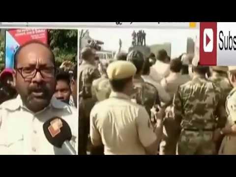 Otv news Today political Crisis BJP vs BJD Bhubaneswar.