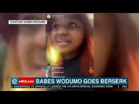 Xxx Mp4 Babes Wodumo Confronts Airport Shusher 3gp Sex